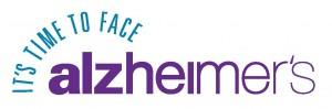 Time to Face Alzheimer's - Logo