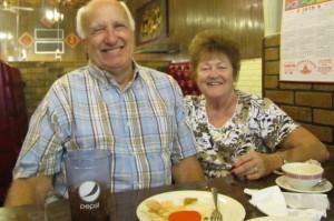 Ken and Darlene Eiland