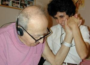 Martin Avadian and his daughter, Brenda