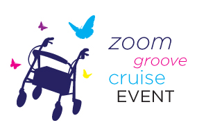 Nova Medical Products - image of walker for Zoom Groove Cruise Event