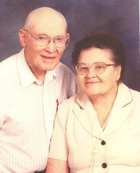 TCV's Caregiver of the Month - Ross Campbell with wife Rosemary