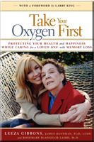 Leeza Gibbons' book, Take your Oxygen First