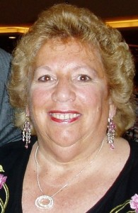 TCV's Caregiver of the Month of May - Joan Gershman
