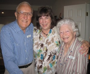 Caregiver of the Month Bob Roney