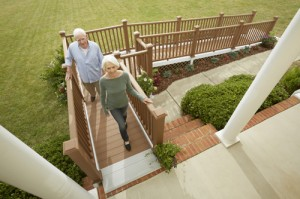 Home Accessibility ramp
